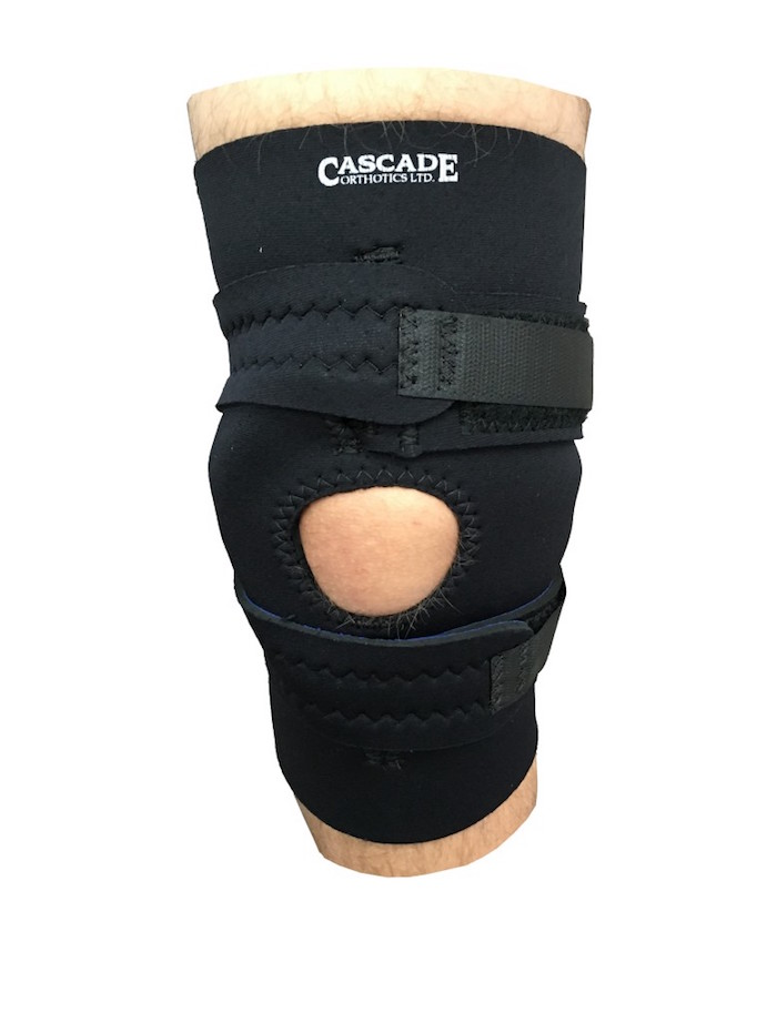 Knee Brace - Patellar Stabilizer Knee Orthosis - Cascade Orthotics Calgary